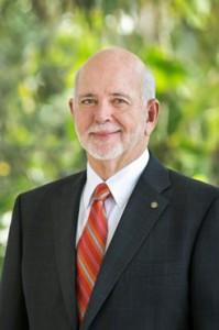 2018-19年度国際ロータリー会長バリー・ラシン氏写真